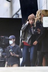 "Tania Raymonde - ""Ambulance"" Set in LA 01/14/2021"