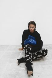 Taylor Hill - Isabel Marant Fall/Winter 2020 Photoshoot