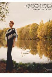 Tilda Swinton - Vogue UK February 2021 Issue