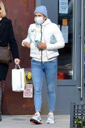Yolanda Hadid Street Style - New York 01/04/2021