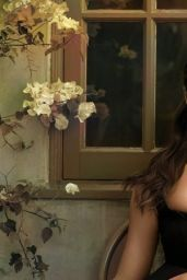Alycia Debnam-Carey - Rose Inc Spring 2021
