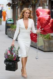 Amanda Holden - 50th Birthday 02/12/2021