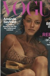 Amanda Seyfried -Vogue Australia February 2021 Issue
