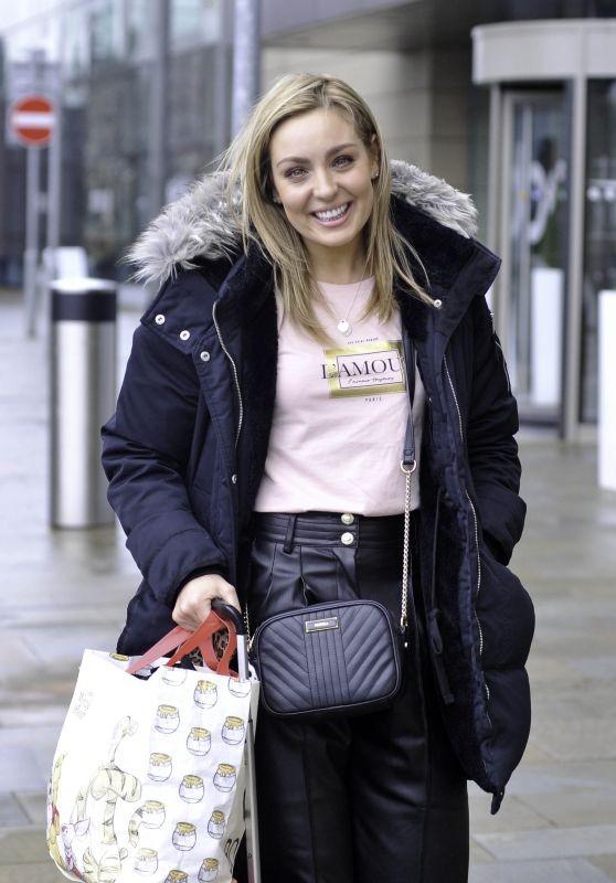 Amy Dowden - Out in Manchester 02/20/2021