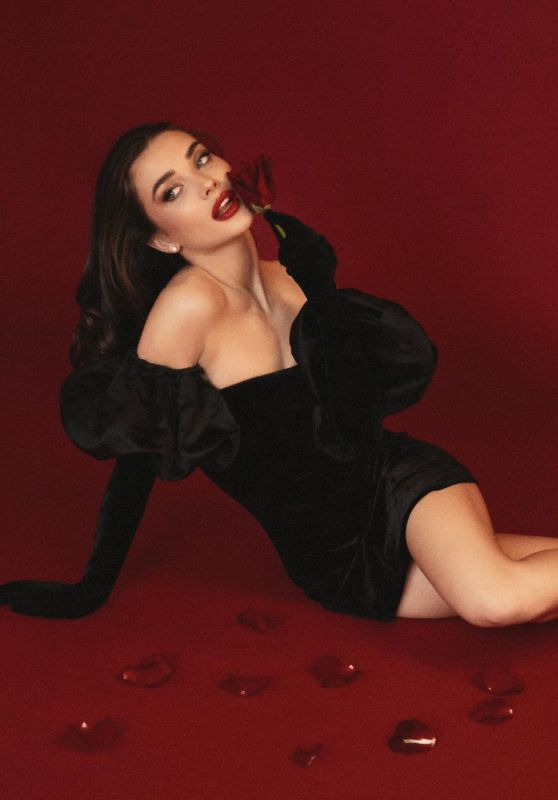 Amy Jackson - Photoshoot February 2021