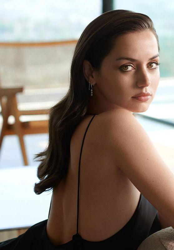 Ana De Armas - Estee Louder Global Brand Ambassador 2021