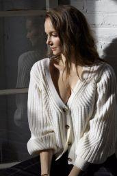 Andi Matichak - The Bare Magazine February 2021