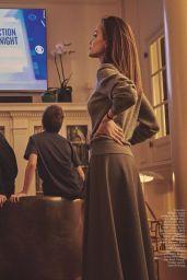 Angelina Jolie - Vogue UK March 2021 Issue