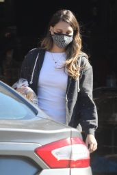 April Love Geary - Shopping at Latino Market in Thousand Oaks 02/10/2021