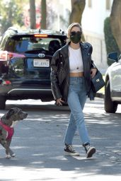 Ashley Benson - Out in Los Angeles 02/05/2021