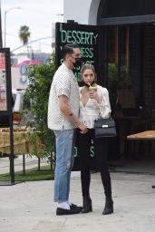 Ashley Benson - Shopping in LA 02/02/2021