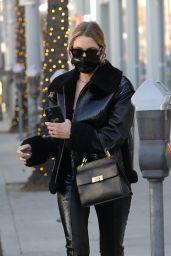 Ashley Benson Street Style - Beverly Hills 02/04/2021