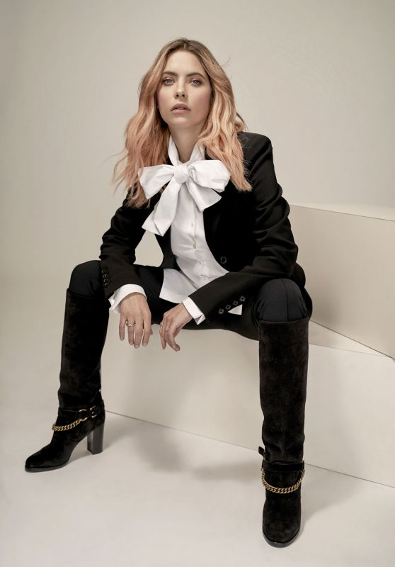 Ashley Benson - Vanity Fair Italy 2020 (more photos)