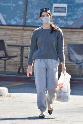 Ashley Greene - Out in Los Angeles 02/08/2021