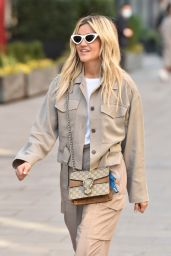 Ashley Roberts in an Outfit by French Connection - London 02/26/2021