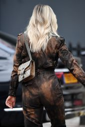 Ashley Roberts - Out in London 02/25/2021