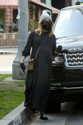 Ashley Tisdale - Out in West Hollywood 02/10/2021