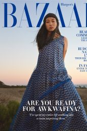 Awkwafina - Harper's Bazaar US February 2021 Issue