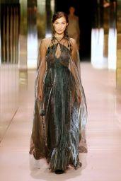 Bella Hadid - Fendi Runway Show at Paris Haute Couture FW 01/27/2021