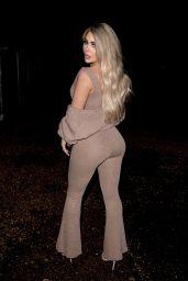 Bianca Gascoigne - Out in London 02/17/2021