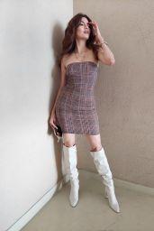 Blanca Blanco at Golden Globe