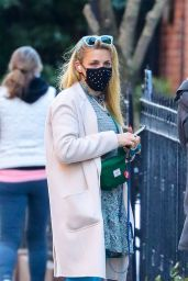 Busy Philipps - Out in New York 02/16/2021