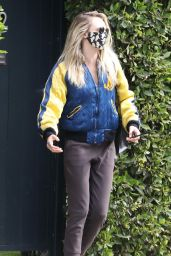 Cara Delevingne - Out in Los Angeles 02/15/2021