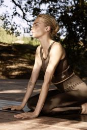 Cara Delevingne - Puma X Cara Delevingne New Eco-Conscious Yoga Collection 2021