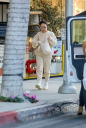 Cara Santana - Out in Beverly Hills 02/25/2021