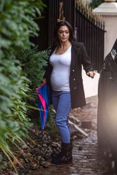 Casey Batchelor - Out in Hertfordshire 02/22/2021