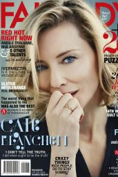 Cate Blanchett - Fairlady Magazine March 2021 Issue