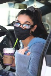 Chantel Jeffries - Out in in West Hollywood 02/08/2021