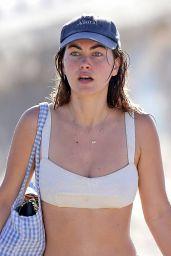 Charlotte Best in a Bikini at Bondi Beach 02/22/2021