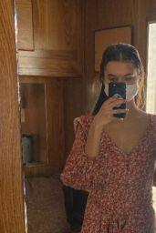 Chloe East 02/23/2021