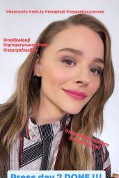 Chloe Moretz 02/03/2021