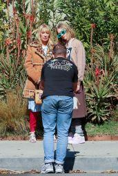Chloe Sevigny and Kim Gordon - Photoshoot in LA 02/18/2021