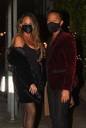Chrissy Teigen and John Legend - Valentine