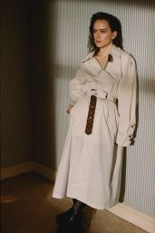 Daisy Ridley - Who What Wear February 2021