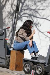 "Dakota Johnson - ""Am I Ok"" Set in Los Angeles 02/02/2021"