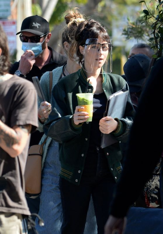 "Dakota Johnson - ""Am I Ok"" Set in Los Angeles 02/03/2021"