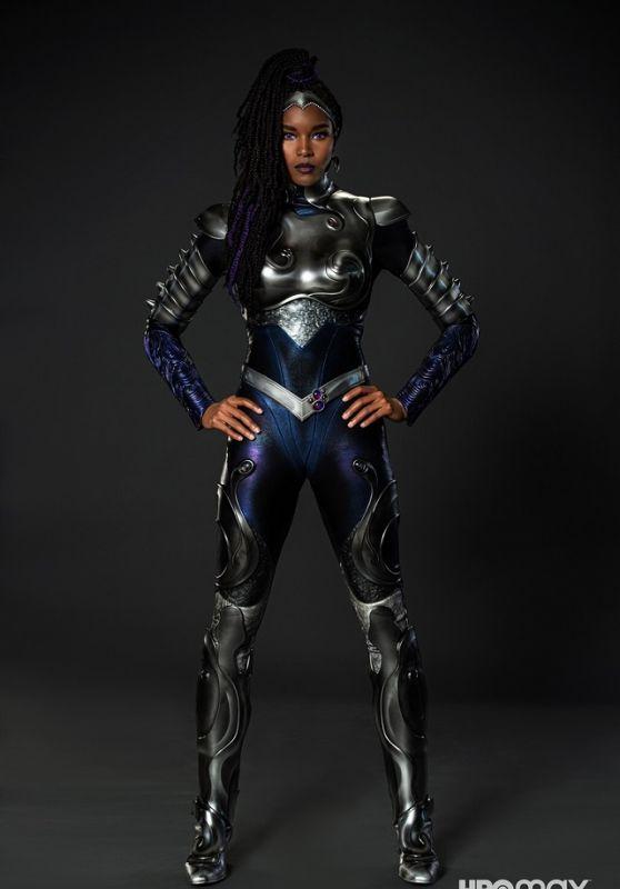 """Damaris Lewis - """"Titans"""" Season 3 Promo Photo"""