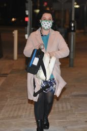 Dani Harmer - Out in Salford 02/11/2021