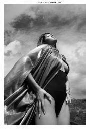 Danielle Herrington - Photoshoot for The Aurelius Magazine Spring 2021