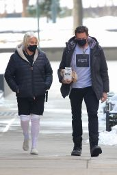 Deborra-Lee Furness - Out in New York 02/11/2021
