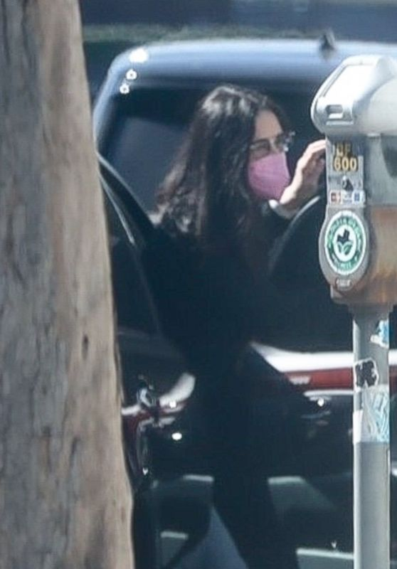 Demi Moore - Out in Los Angeles 02/22/2021
