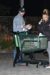 Denise Richards - Shopping at Whole Foods in LA 02/05/2021