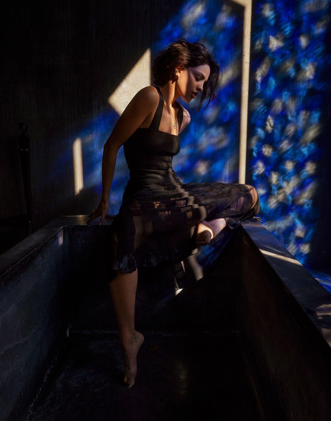 Eiza Gonzales - Sbjct Journal February 2021 • CelebMafia