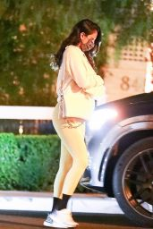 Eiza Gonzalez - Out at Dinner in LA 02/18/2021