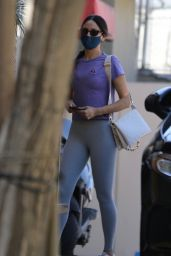 Eiza Gonzalez - Out in Los Angeles 02/23/2021