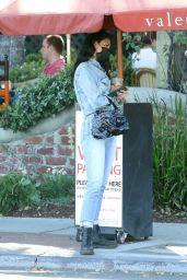 Eiza Gonzalez Street Style - Los Angeles 02/27/2021